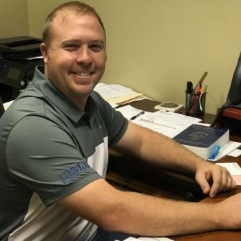 Dustin Richards, PE – Project Manager/Engineering Director