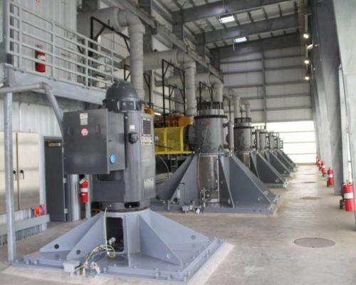 Cross Bayou Pump Station