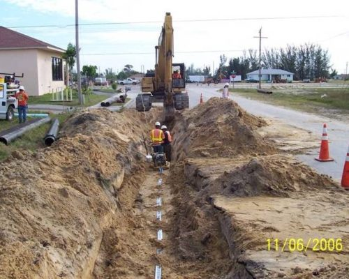 New Orleans Sewer Improvements